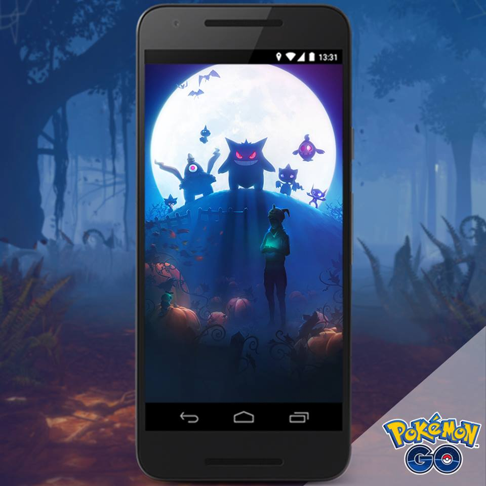 เว็บ pokemon go เขาแจก screen หน้าจอเกมส์ล่าสุด เพื่อเอามาใช้กับมือถือ แฟนพันธุ์แท้ไม่ควรพลาด